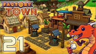 Coal Power – Factory Town Gameplay [Season 2.5] – [Stream] Let's Play Part 21