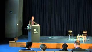 Vorlesung van Alexander Koch, Leiter des Deutsches Historisches Museum