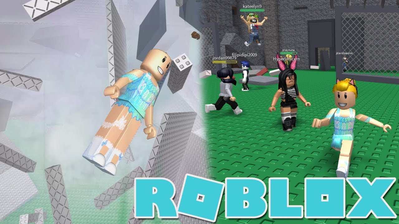 Roblox Guest On Natural Disaster Survival Youtube