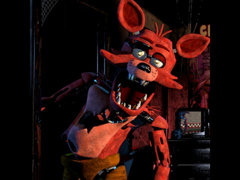 Five nights at freddys foxy naked