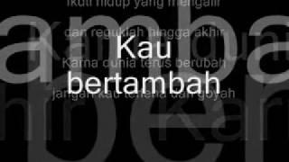 "Lagu Ulang Tahun ""tambah usia- kla project """