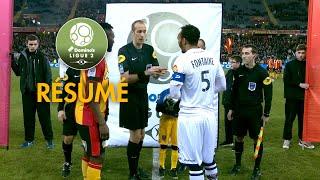 RC Lens - Clermont Foot (0-1)  - Résumé - (RCL - CF63) / 2017-18