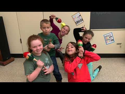 North Knox Intermediate Chistmas Program 2018