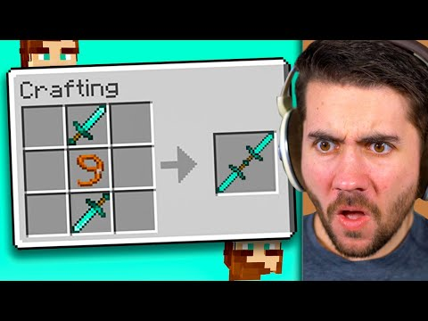 I Tried Minecraft Block Facts To See If They're Real AGAIN! - LoverFella