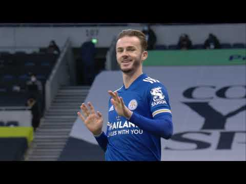Tottenham Leicester Goals And Highlights