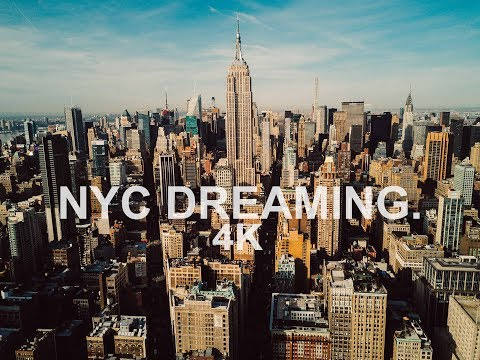 New York City Dreaming. | 4k
