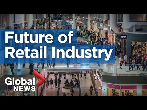 How the COVID-19 pandemic could change the retail industry