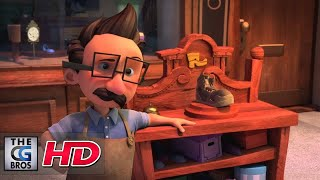 "CGI 3D Animated Short ""The Small Shoemaker"" - by La Petite Cordonnier Team 