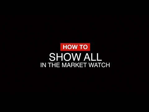 how-to-show-all-in-the-market-watch