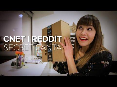 CNET Does Reddit Secret Santa