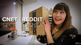 CNET does Reddit Secret Santa