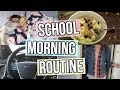 MORNING ROUTINE FOR SCHOOL | Paris Boswell