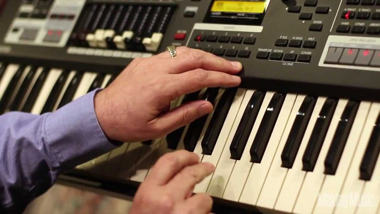Hammond SK1 review   Digital Piano Review Guide