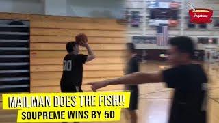 WEEK 2 HIGHLIGHTS: Soupreme Basketball vs. Project X