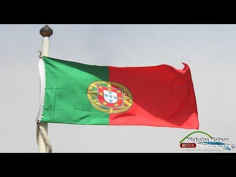 Portuguese Flag Raising Town of Bradford West Gwillimbury 2018