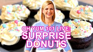 Professional Baker Teaches You How To Make DONUTS!