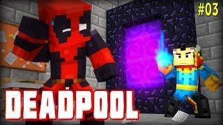 Baixar Minecraft: DEADPOOL #3 - PORTAL DO CAPIROTO - Craft Studios