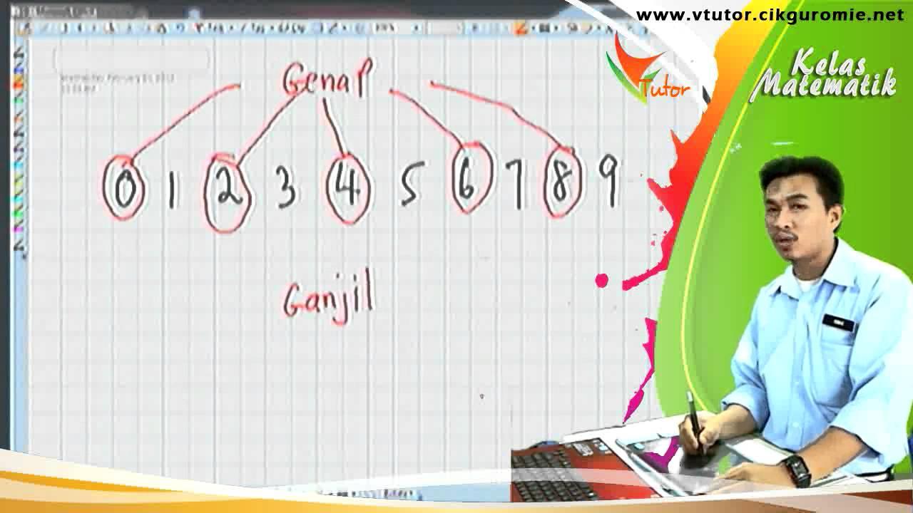 02-Nombor Genap & Ganjil 1Gi - YouTube
