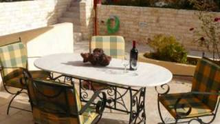 видео Виллы в Греции на Корфу