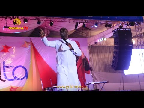 COMEDIAN, GORDON SHARES REASONS WHY THE PEOPLE OF WARRI ARE SPECIAL AT #ONEDELTA CONCERT