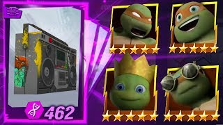 TMNT MIKEY NINJA RAP! Journey to Center of Mikey's Mind Teenage Mutant Ninja Turtles Legends 462