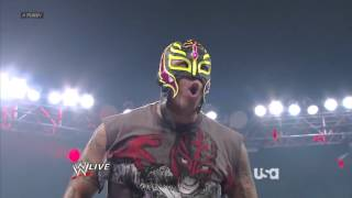 Rey Mysterio Returns and ....