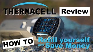 THERMACELL Review | HΟW TO refill by yourself