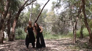 Sword Juggling by Naomi Levin and Yan Kormachev
