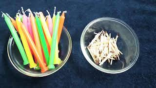 Matchstick for candles 😊diwali party game ❤fun game kitty party game