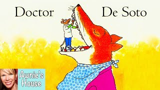 Kids Book Read Aloud: DOCTOR DE SOTO by William Steig