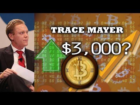 Block Reward Halving to Bring $3,000 Per Bitcoin?! - Trace Mayer Interview