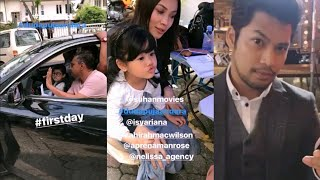 Video 1st day shooting drama Duda Pujaan Dara lakonan Kamal Adli, Aprena Manrose, Zahira Macwilson download MP3, 3GP, MP4, WEBM, AVI, FLV Maret 2018