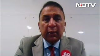 As Expected, India-Pakistan Was One-Sided Contest: Gavaskar to NDTV