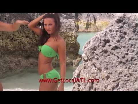 New South - Making the Swimsuit Calendar - Falcons Cheerleaders - Episode 3