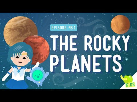 Scientiflix - Weather In Space (the Rocky Planets) Do other...