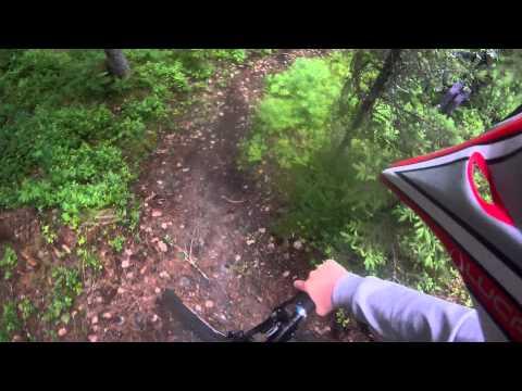 Downhill track in snåsa!