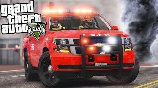 GTA 5 - Tornado Emergency Response Team!!