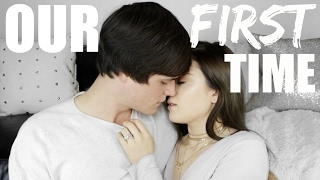 OUR FIRST TIME... TAG! (first date, kiss, road trip, +more!)