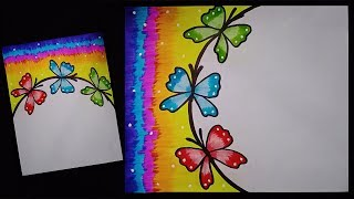 32nd Beautiful borders for projects handmade|simple border designs on paper|assignment front page