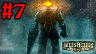 Bioshock 2 Big Brass Balls Walkthrough Part 7 Xbox 360 Gameplay 1080P