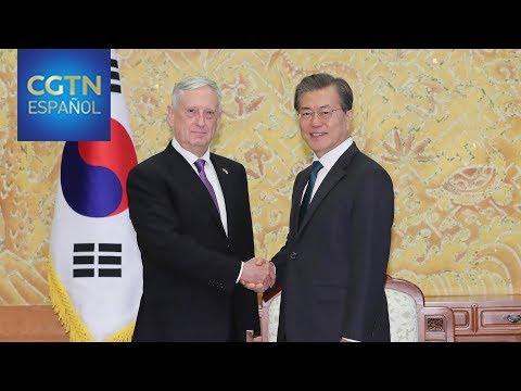 Jim Mattis confirma que Washington no quiere la guerra con Pyongyang