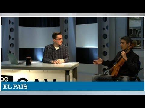 Respuestas dementes de un músico sevillano a preguntas en catalán