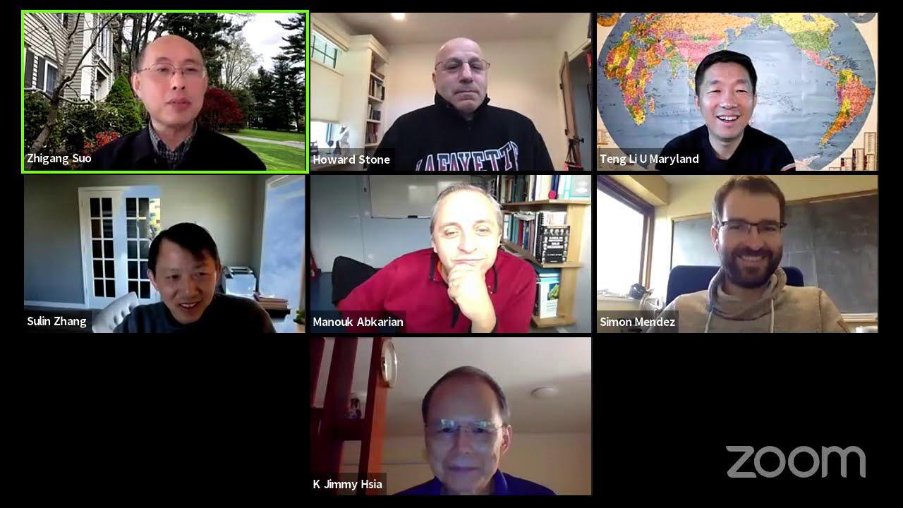 EML Webinar on 14 October 2020 by Howard Stone, Manouk Abkarian and Simon Mendez
