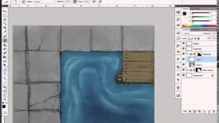 Drawing Flagstones