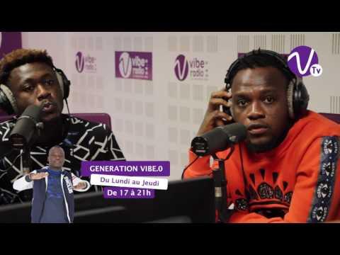 Kiff No Beat  dans Vibe Track sur Vibe Radio Côte d'ivoire.