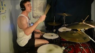 "DRUM COVER: ""What A Beautiful Name"" - Hillsong Worship"