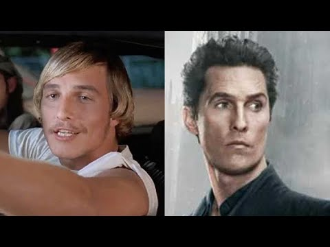 """Every Matthew McConaughey """"Alright"""" In Chronological Order (1993 -  2017)"""
