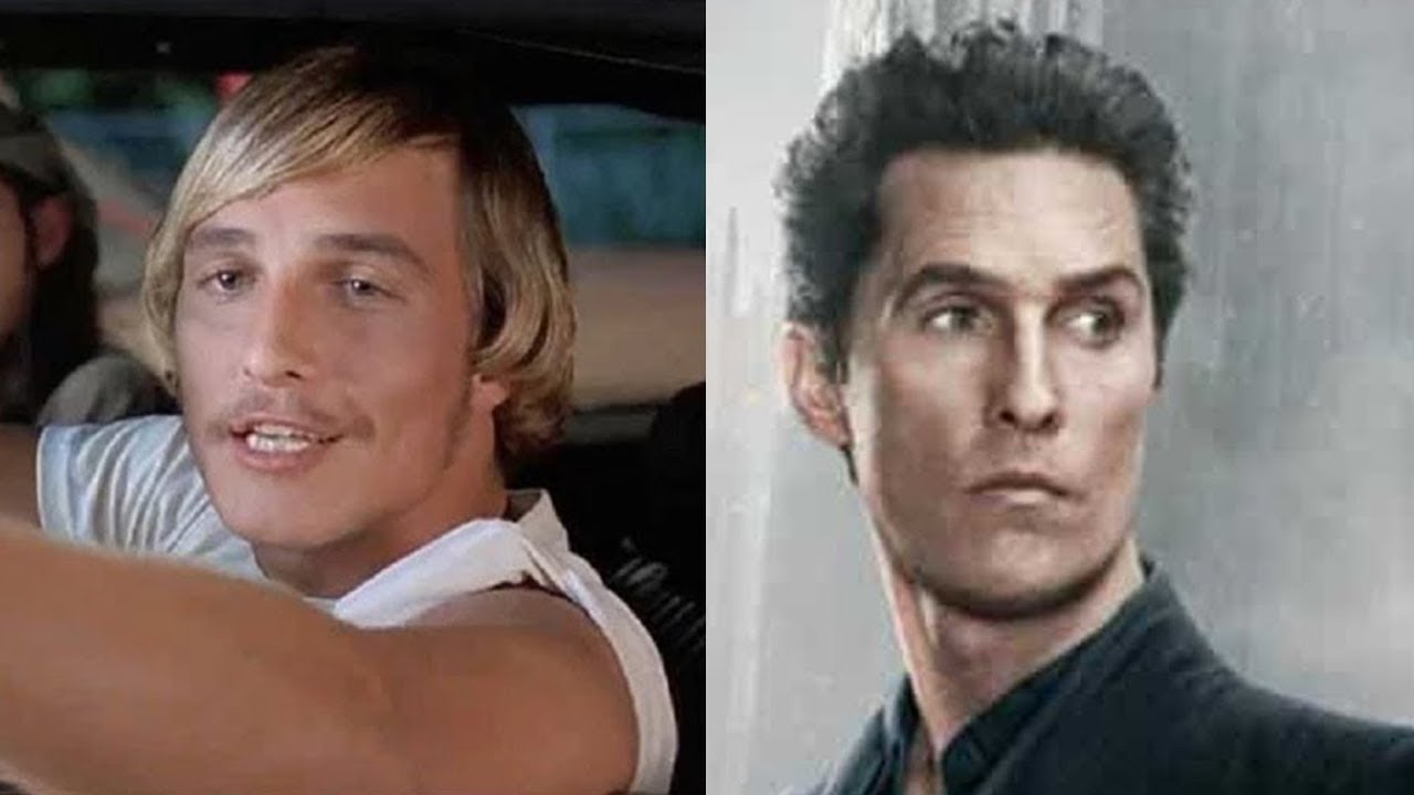 "Every Matthew McConaughey ""Alright"" In Chronological Order ..."