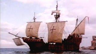 """""""Христофор Колумб"""". Исторический фильм. (4 серия)"""