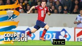Le parcours du LOSC Lille - Coupe de la Ligue 2015-2016